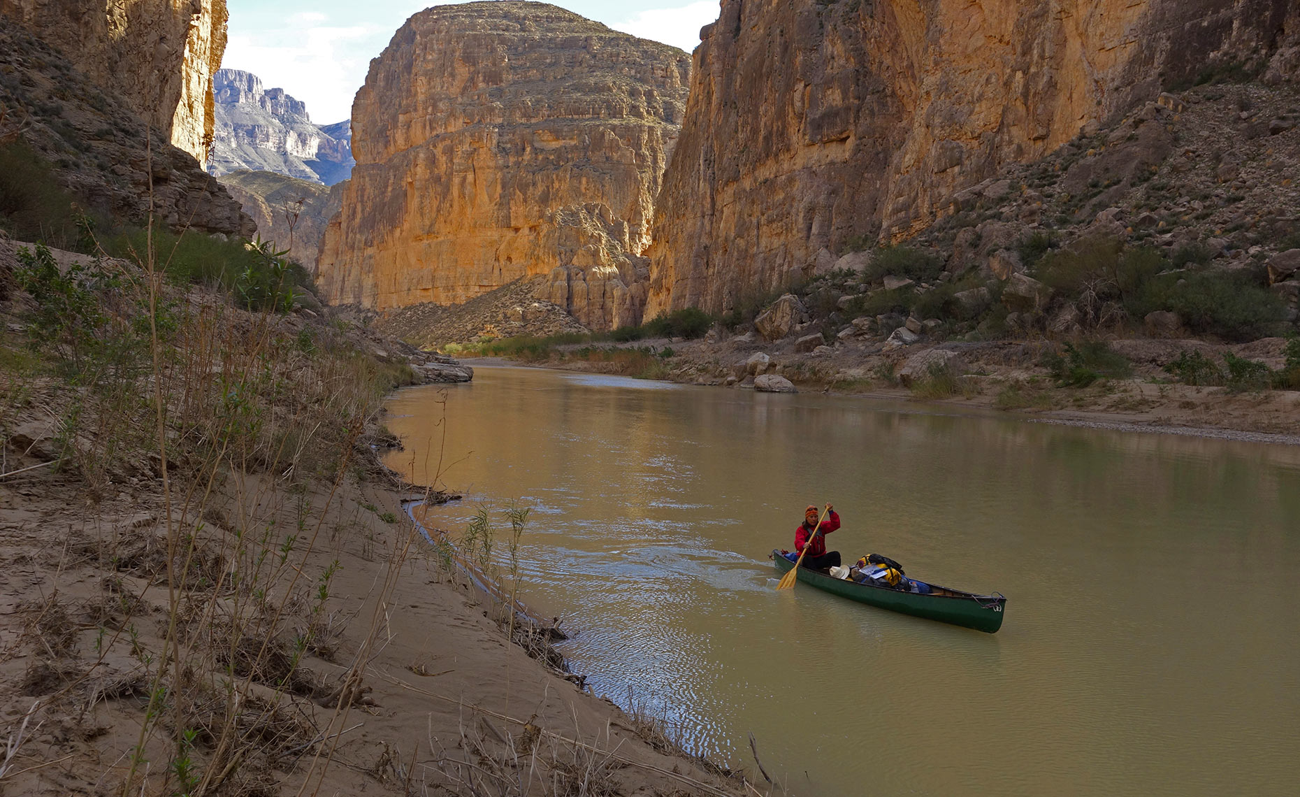 Canoe Big Bend