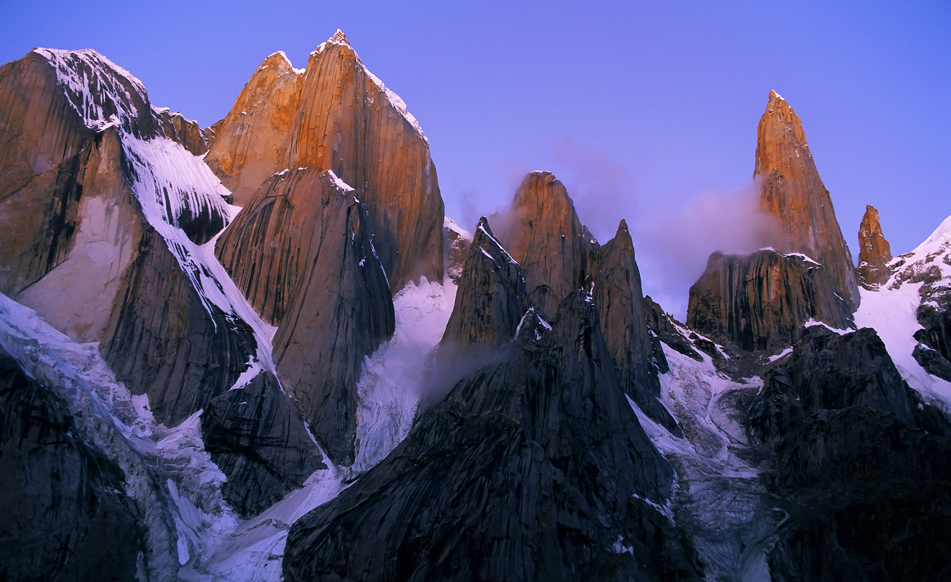 Karakoram Mountains Pakistan