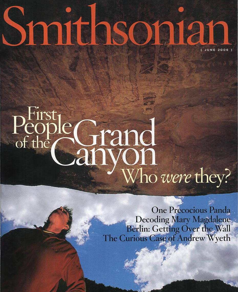 smithsonian magazine cover